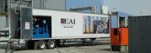 EAI Mobile Support Trailer